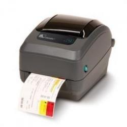 Принтер штрих-кодов Zebra GX 430 T
