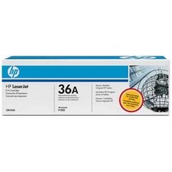 "Картридж HP CB436A ""пустышка"""
