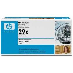 Заправка картриджа HP C4129X