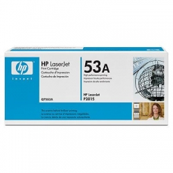 "Картридж HP Q7553A ""пустышка"""