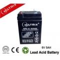 Аккумуляторная батарея Matrix 5Ah 6V (NP5-6)
