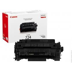 Заправка картриджа Canon 724