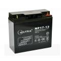 Батарея Matrix 12V 17Ah (NP17-12)