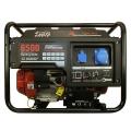 Generator output 5 kW, 230 V, 50 Hz, electric start