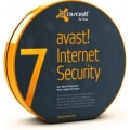 Антивирус avast! Internet Security 7 Box