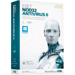 Антивирус ESET NOD32 Antivirus 6