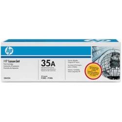 "Картридж HP CB435A ""пустышка"""