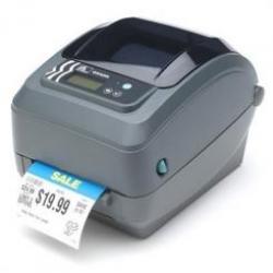 Принтер штрих-кодов Zebra GX 420 T